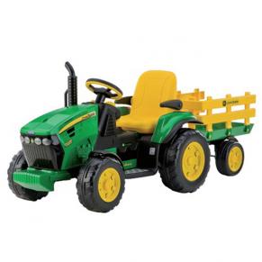 Peg Perego Ground Force - Акумулаторен трактор