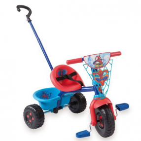 Smoby- Be Fun Триколка Спайдърмен