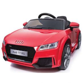 Ocie Audi TT - Акумулаторна кола, 6V с отварящи се врати