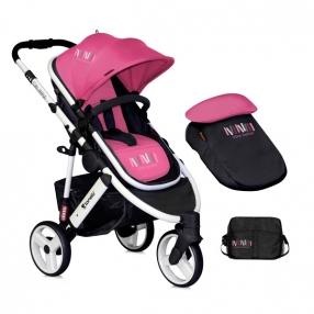 Lorelli Calibra 3 2in1 - детска количка