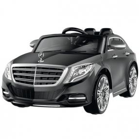 Акумулаторна кола Mercedes Benz  S600 12V WI-FI с кож.седалка