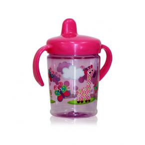 Lorelli - Чаша с твърд накрайник и дръжки