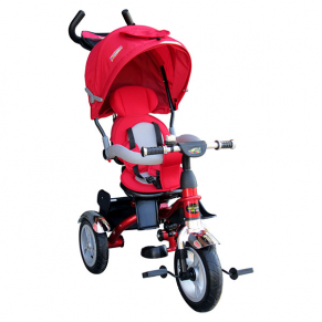 Детска триколка KR88- 360 градуса с помпащи гуми