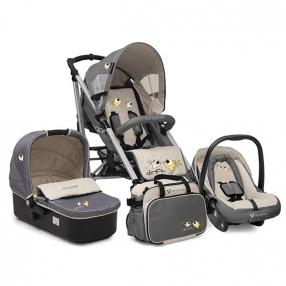 Cangaroo  Drift 3 в 1 - Детска количка
