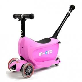 Micro Mini 2Go Deluxe Plus - Тротинетка