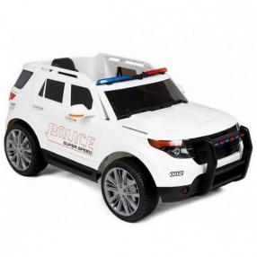 Акумулаторен джип POLICE,WI-Fi 12V със сирена