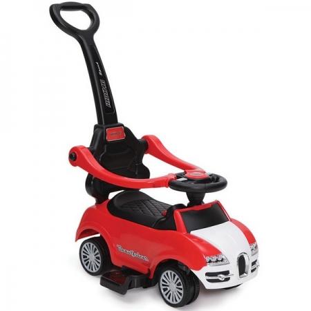 Moni Rider - Кола за бутане с родителски контрол