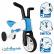 Chillafish Bunzi - колело за баланс 3