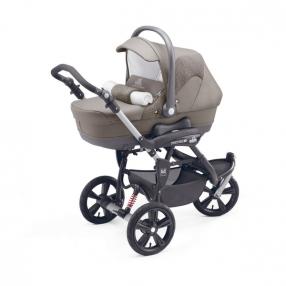 Cam CORTINA X3 TRIS LEATHER - бебешка количка