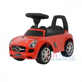 Mercedes SLR - кола за бутане с лиценз
