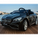 Акумулаторна кола Mercedes Benz S63, 12V с меки гуми и кож.седалка  2