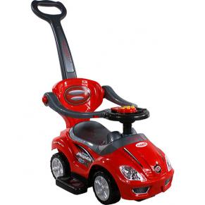 Кола за бутане Megacar 3 в 1