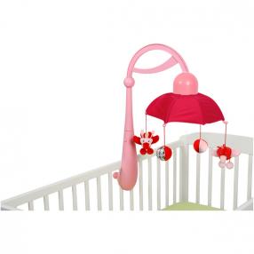 Babymoov музикална въртележка за кошарки