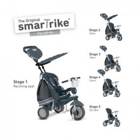 SmartTrike Dazzle 5 в 1 - Детска триколка