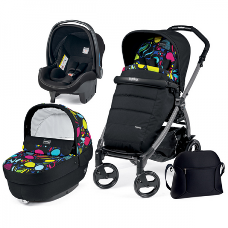 Peg Perego  BOOK PLUS MODULAR ELITE - бебешка количка