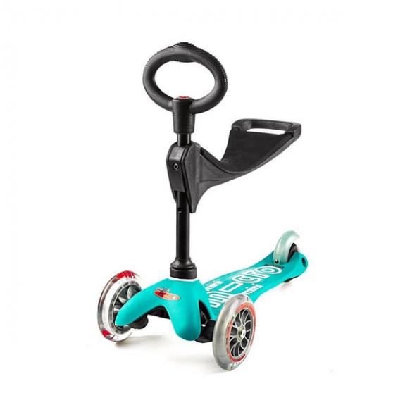Продукт Micro Mini 3in1 Deluxe - Тротинетка  - BG Hlapeta