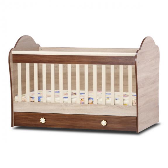 Продукт Dizain Baby Калина - Детско легло 60/120 см. - BG Hlapeta