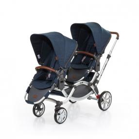 ABC Design Zoom style - Комбинирана количка за близнаци