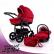 Adbor Marsel len - Бебешка количка 3в1