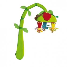 Babymoov Музикална въртележка за кошарки  2 в1