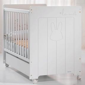 Micuna Bunny Plus - Легло-кошара 60/120