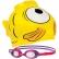 Speedo Sea Squad - очила и шапка 1