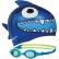 Speedo Sea Squad - очила и шапка 2
