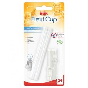 Nuk - Резервна сламка за Flexy Cup