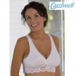 Carriwell -  Сутиен за кърмене с дантела 1