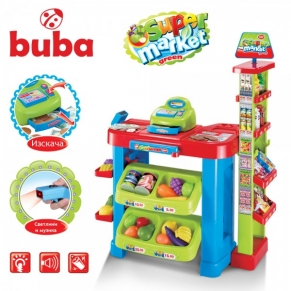 Buba Supermarket детски магазин - супермаркет