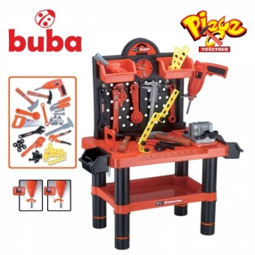 Buba Bricolage комплект инструменти - работилница