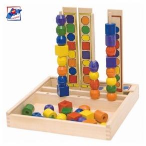 Woody Образователна логическа игра