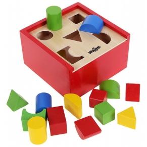 Woody Сортер - кутия