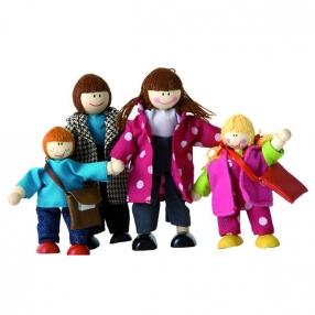 Woody Кукли - семейство, 4 части