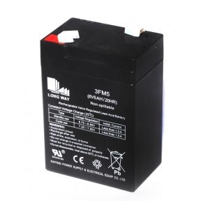 Акумулаторна батерия - 6V5Ah