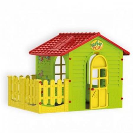 7262b4f3b9e Mochtoys малка къща с ограда 10839