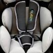 Azaria Evona 0-25 кг - Детско столче за кола  4