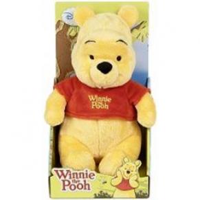 Disney Плюшена играчка Мечо Пух 43 см