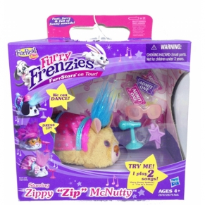 Chipo Toys Fur Real Frenzies Deluxe Pet