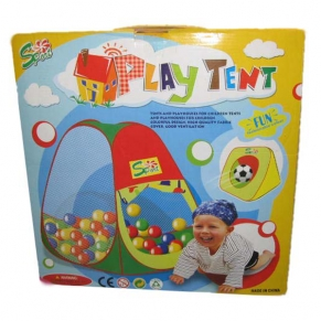 Chipo Toys Play Tent палатка за игри
