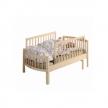 BabyDan Дървена преграда за легло 4