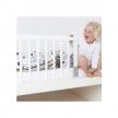 BabyDan Дървена преграда за легло 2