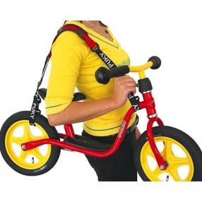 Puky TG Black strap - Колан за през рамо за носене на колело