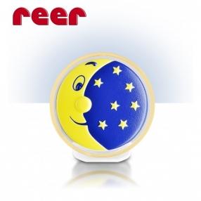 "Reer 5253 нощна лампа ""Луна и звезди"""