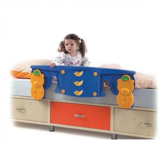 Продукт KidsKit Sleep Safe - Предпазна бариера за легло - BG Hlapeta