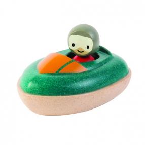 Plan Toys Моторна лодка