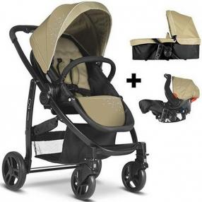 Graco Evo Trio Sand - детска количка