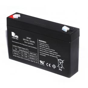 Акумулаторна батерия - 6V7Ah