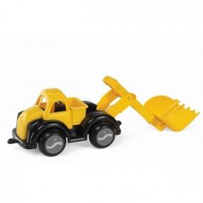 Viking Toys - Багер за малки Строители - 28 см