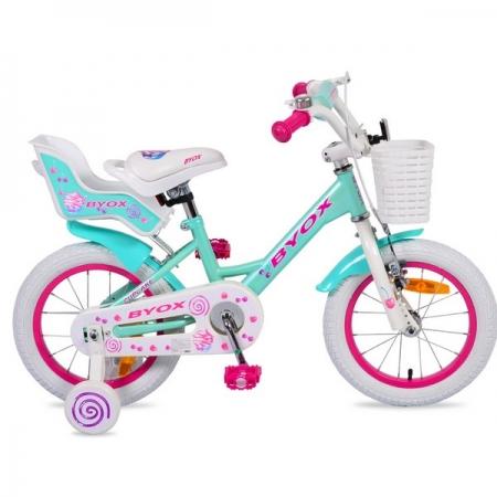 "Byox Cupcake - Детски велосипед 14"""